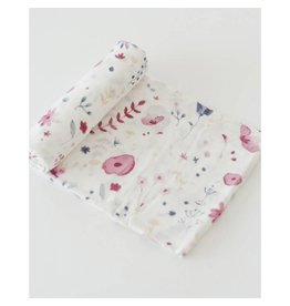 Little Unicorn Bamboo Swaddle - Fairy Garden