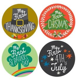 Lucy Darling Lucy Darling My First Holiday Stickers