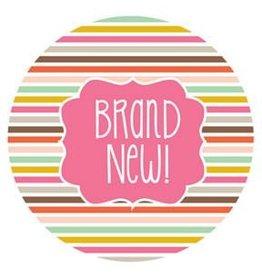 Lucy Darling Lucy Darling Brand New Sticker - Little Fashionista