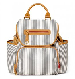 Skip Hop Grand Central Take It All Backpack - French Stripe