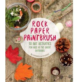 Peter Pauper Press Rock, Paper, Paintbrush