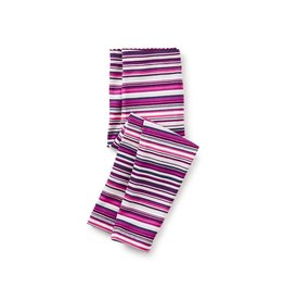 Tea Collection Multistripe Baby Leggings - Cosmic Berry