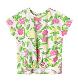 Art & Eden Emily Tunic - Pink Lemonade