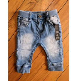 "Babyface Easy Fit Cotton Baby ""Denim"" Joggers"