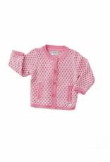 Kanz Confetti Cardigan - Candy Pink