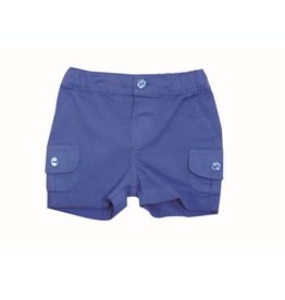 E.M.C. Absolutely The Best Baby Pocket Shorts - Ocean