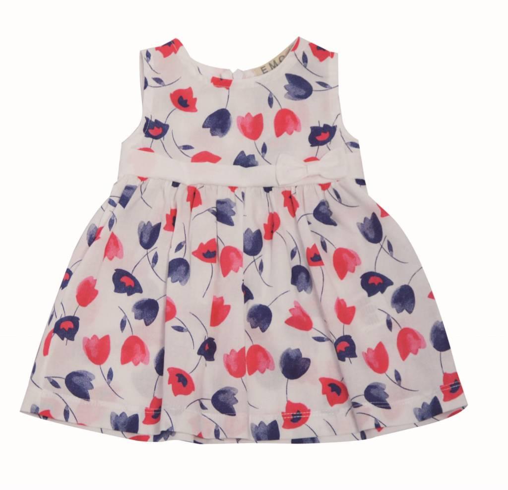 5e581216ff8a Bright Poppy Skirted Dress - Bump   Baby