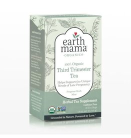 Earth Mama Angel Baby Earth Mama Organics Third Trimester Tea