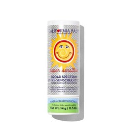 California Baby California Baby Fragrance Free SPF 30 Sunscreen Stick