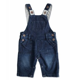 Me + Henry Me + Henry Denim Overall Outfit