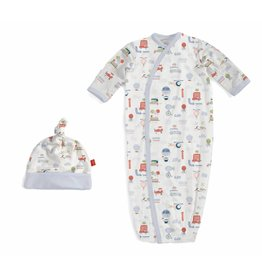 Magnificent Baby Magnetic Modal Gown - Little Voyager