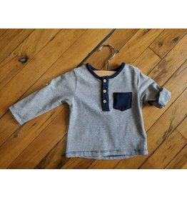 Bellybutton Perfect Gentleman Pocket Pullover