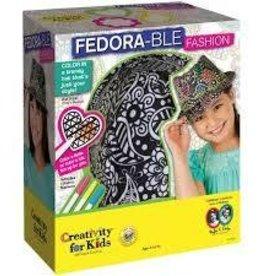 Melissa and Doug Creativity for Kids Fedora-ble Fashion