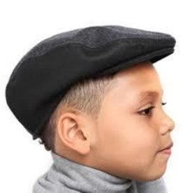 Puffin Gear Puffin Gear melton wool ivy league charcoal 5-10