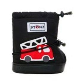 Stonz Stonz booties black fire truck sm