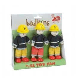 Le Toy Van  Budkins Fire Fighters