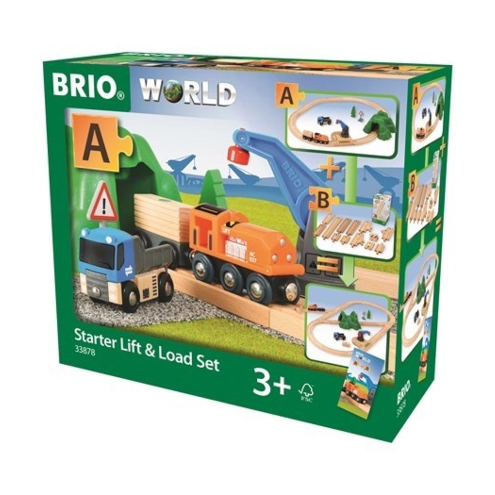 Brio Starter Lift & Load Set