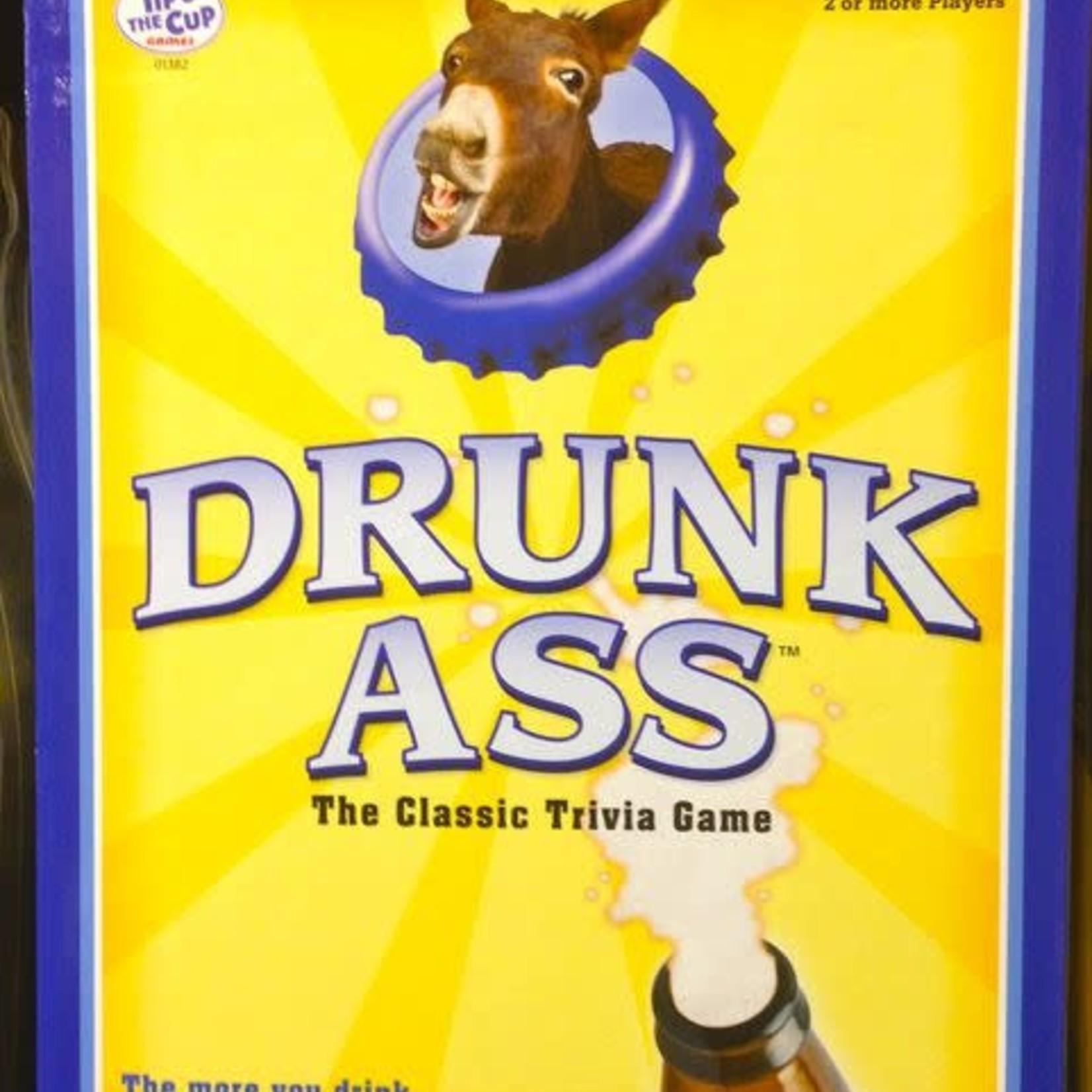 University Games Drunk Ass Classic Trivia Game