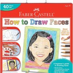 Faber-Castell World Colors - How to Draw Faces