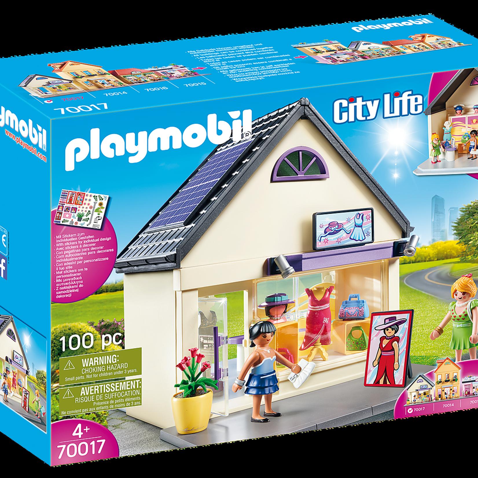 Playmobil My Fashion Boutique - Playmobil 70017