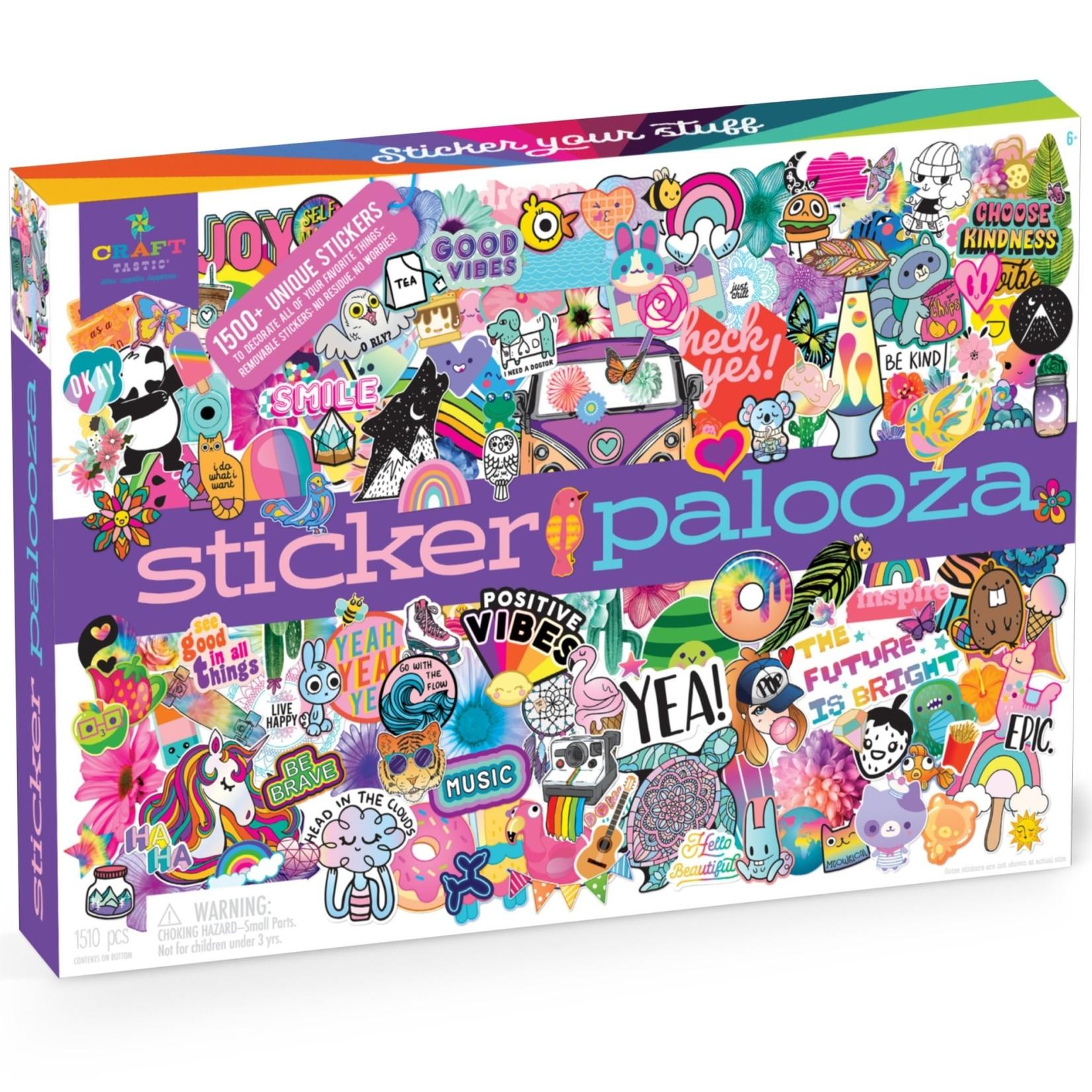 Ann Williams Sticker Palooza