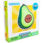 Squishable Avocado Puzzle - 500 piece
