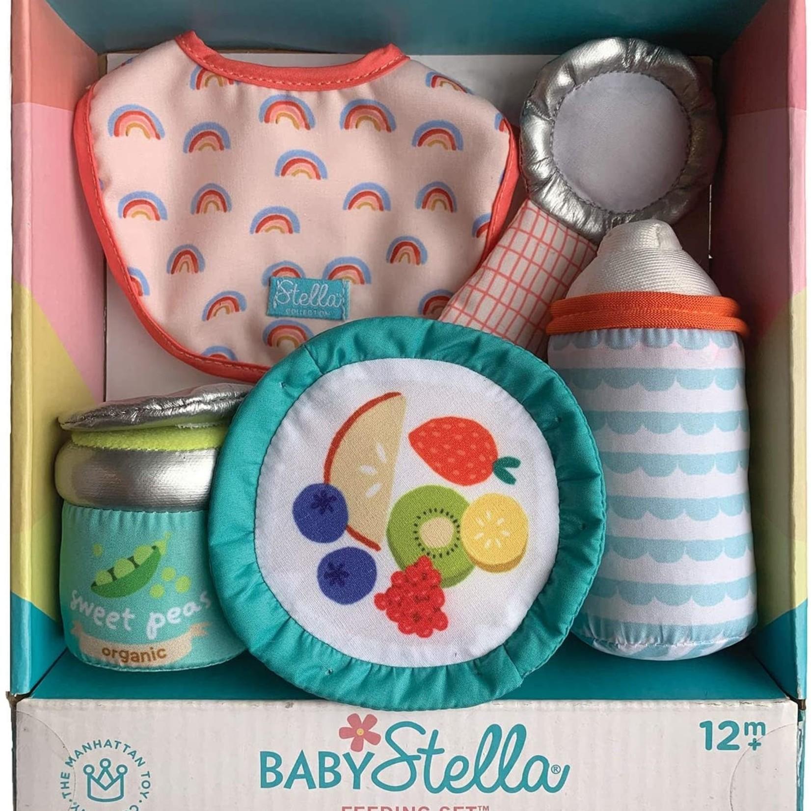 Manhattan Toy Baby Stella Feeding Set
