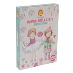 Paper Dolls Kit - Vintage Design