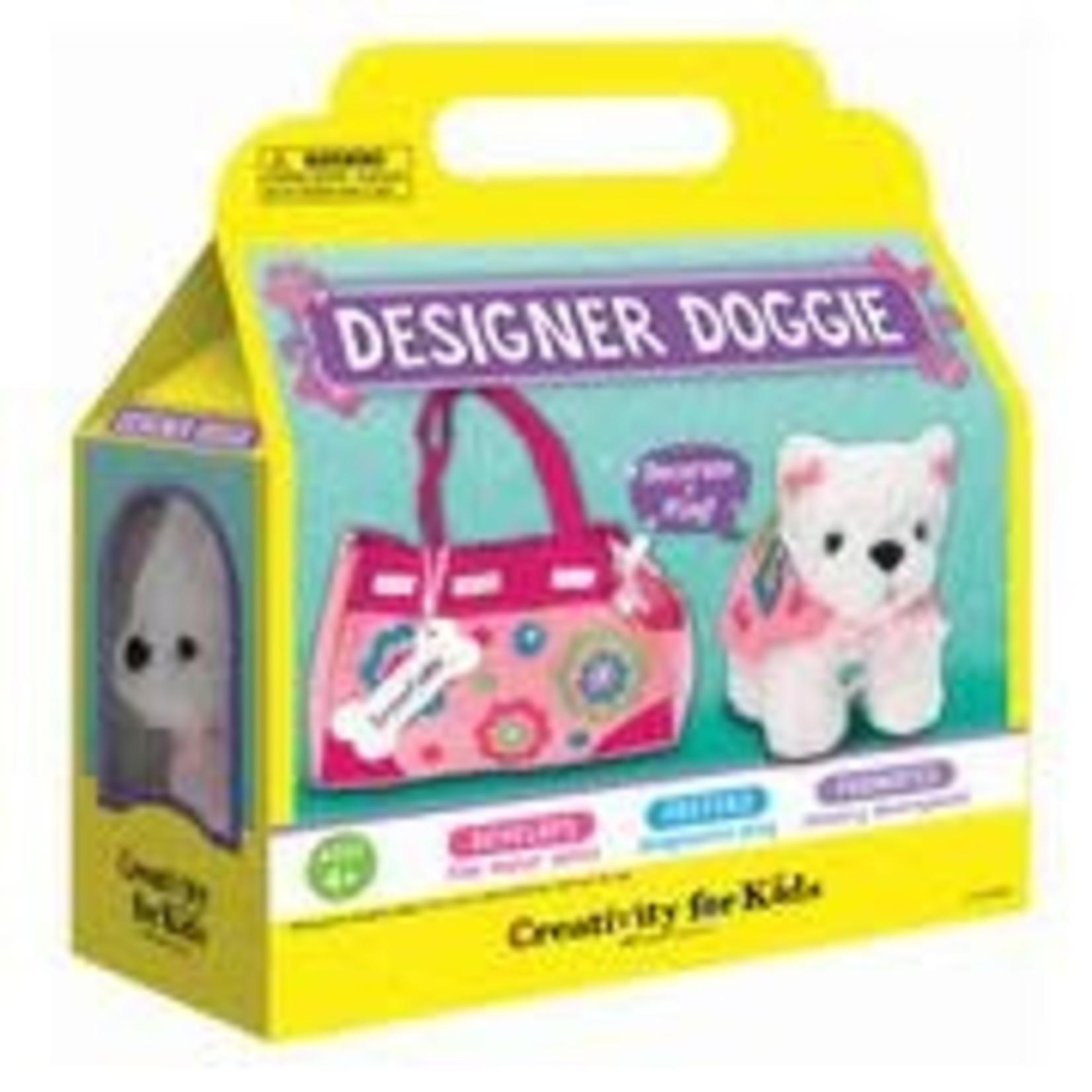 Creativity For Kids My First Designer Doggie