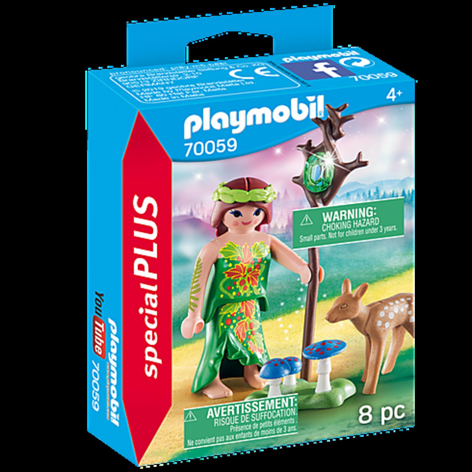 Playmobil Fairy with Deer - Playmobil 70059