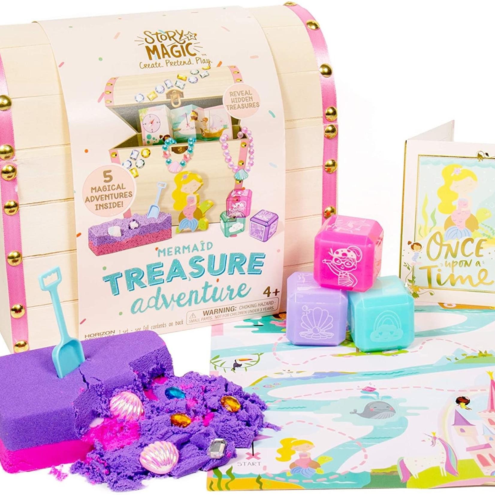 Horizon Mermaid Treasure Adventure