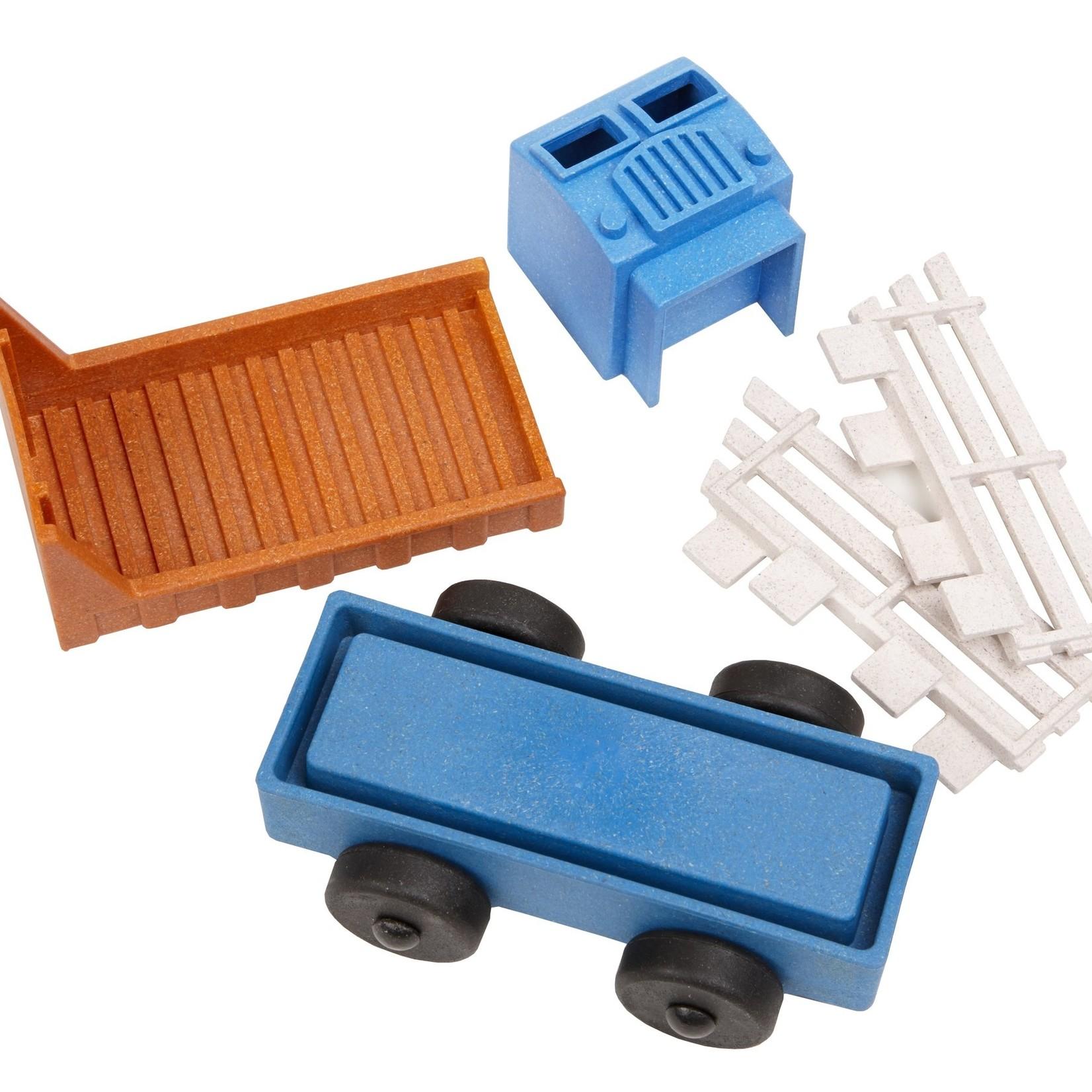 Luke's Toy Factory Stake Truck