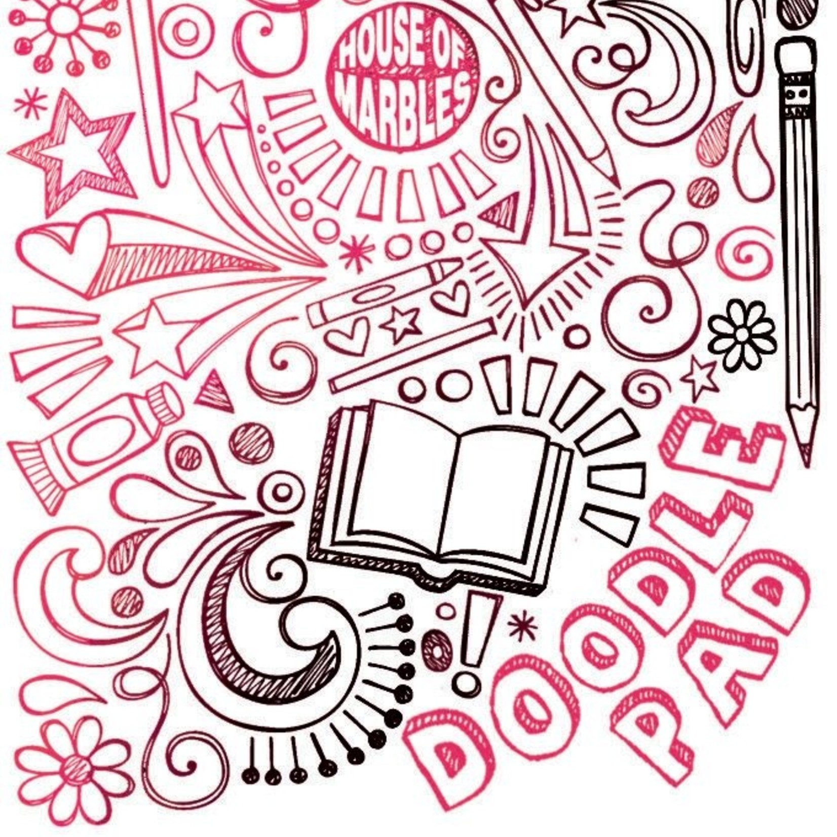 House of Marbles Doodle Pad