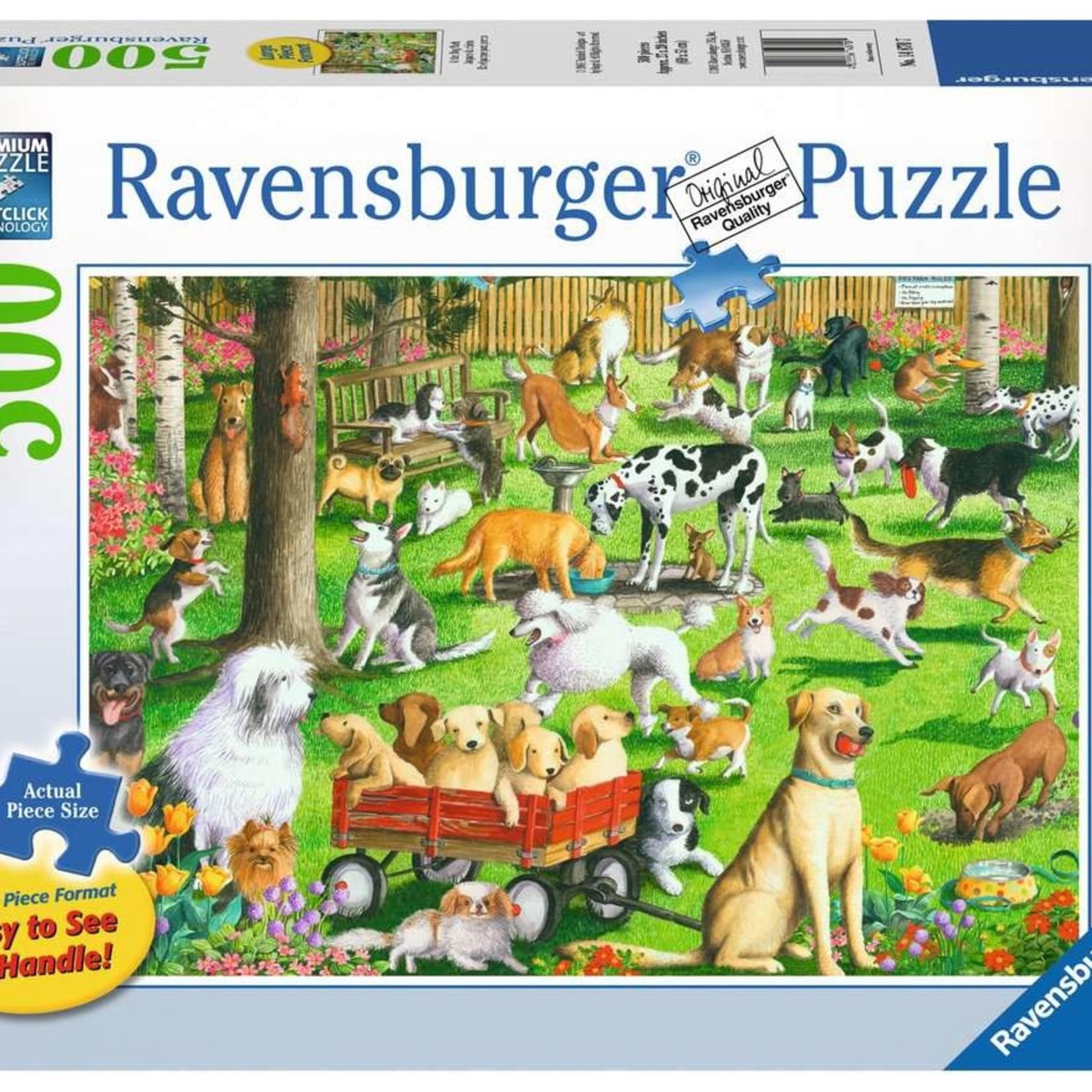 Ravensburger At the Dog Park 500 pc
