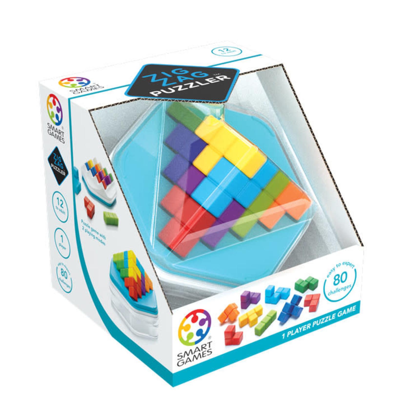 Smart Toys Zig Zag Puzzler