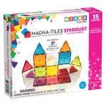 Magna-Tiles Magna-Tiles Stardust 15pc set