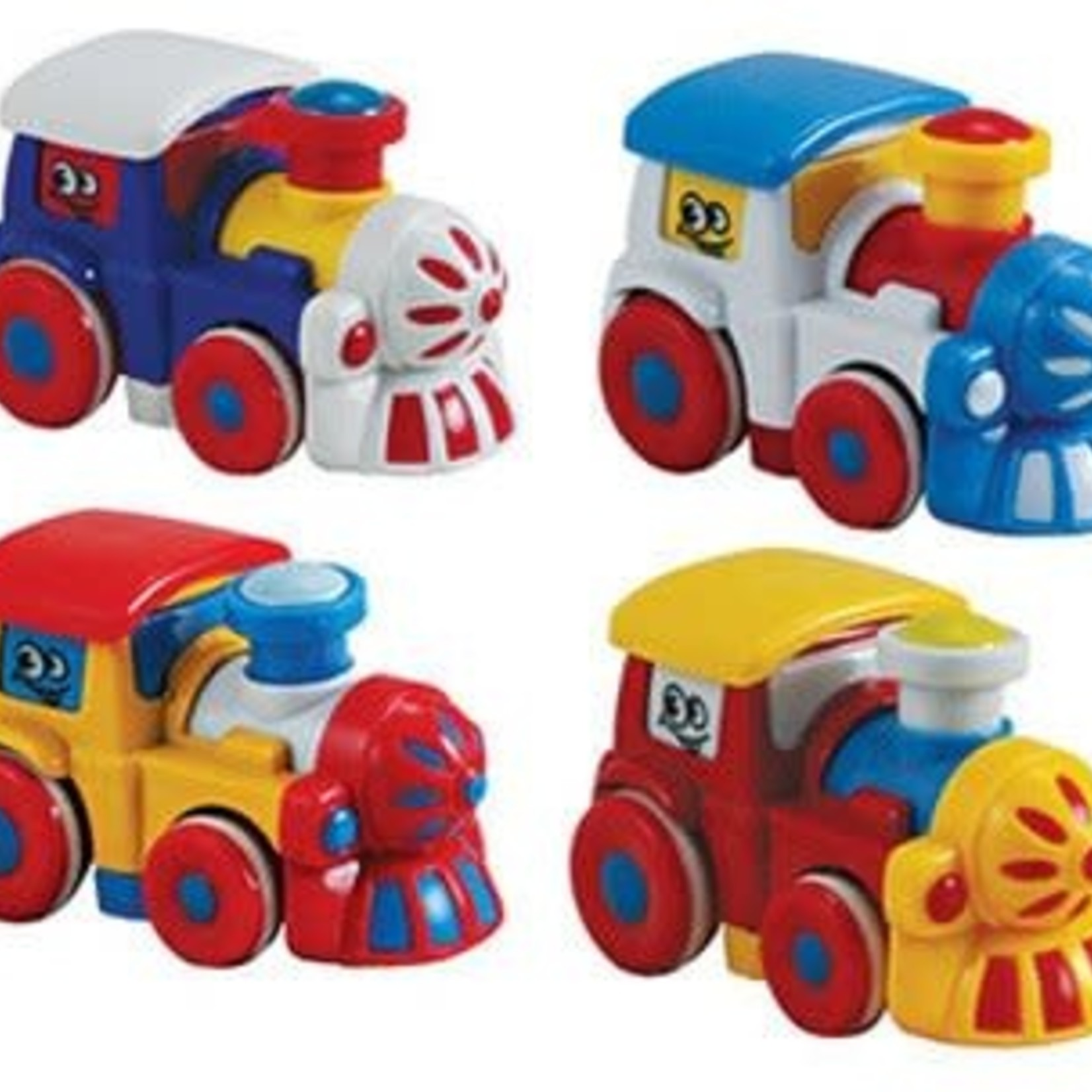 Wow Toyz Friction Powered Steam Locomotive