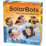 Thames & Kosmos SolarBots: 8-in-1 Solar Robot Kit