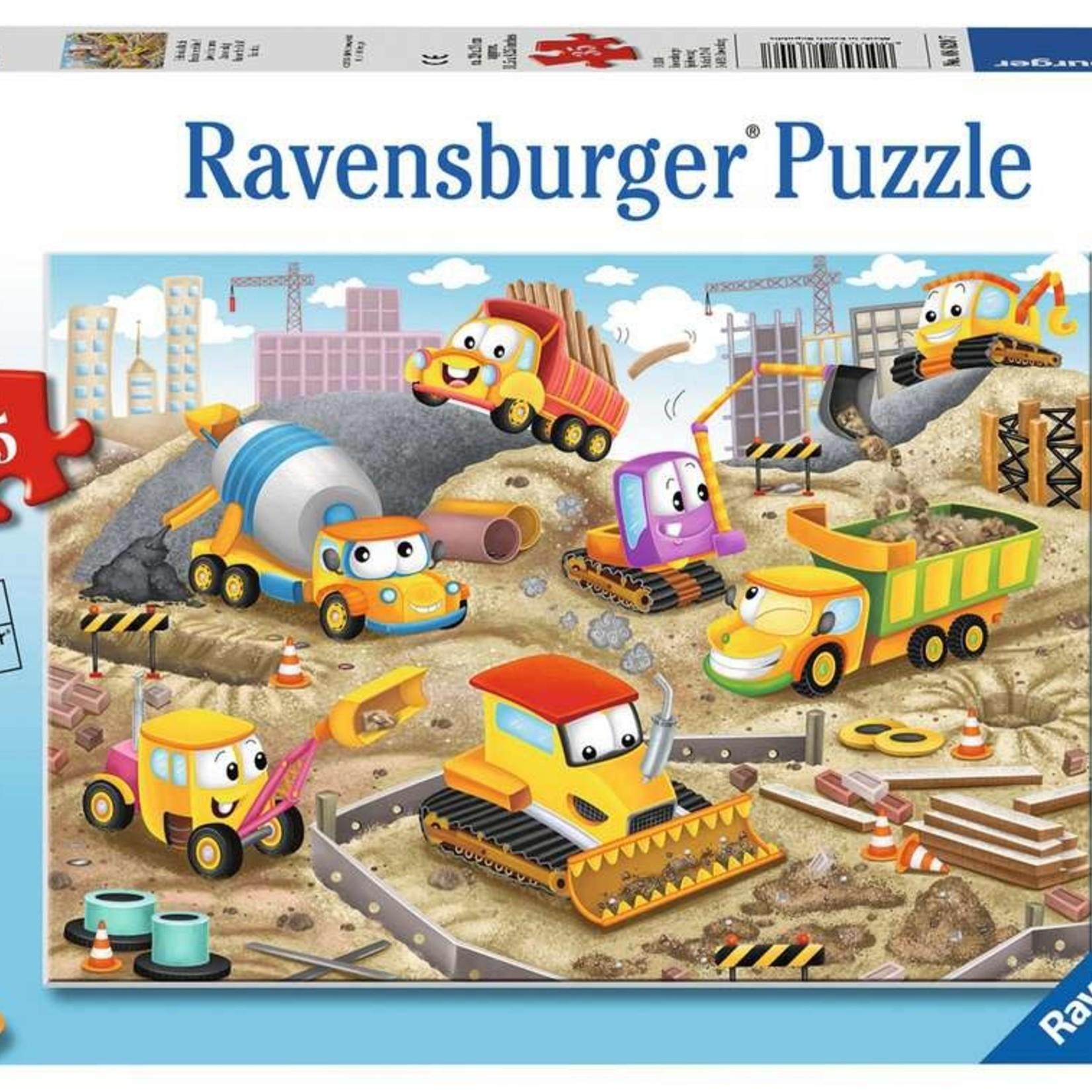Ravensburger Raise the Roof - 35 pc
