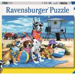 Ravensburger No Dogs on the Beach - 100pc