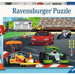 Ravensburger Day at the Races - 60 pc
