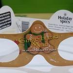 American Paper Optics Holiday Specs - Gingerbread Man