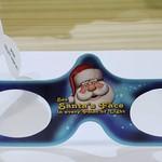 American Paper Optics Holiday Specs - Santa