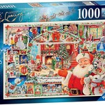 Ravensburger Christmas is Coming! - 1000 pc
