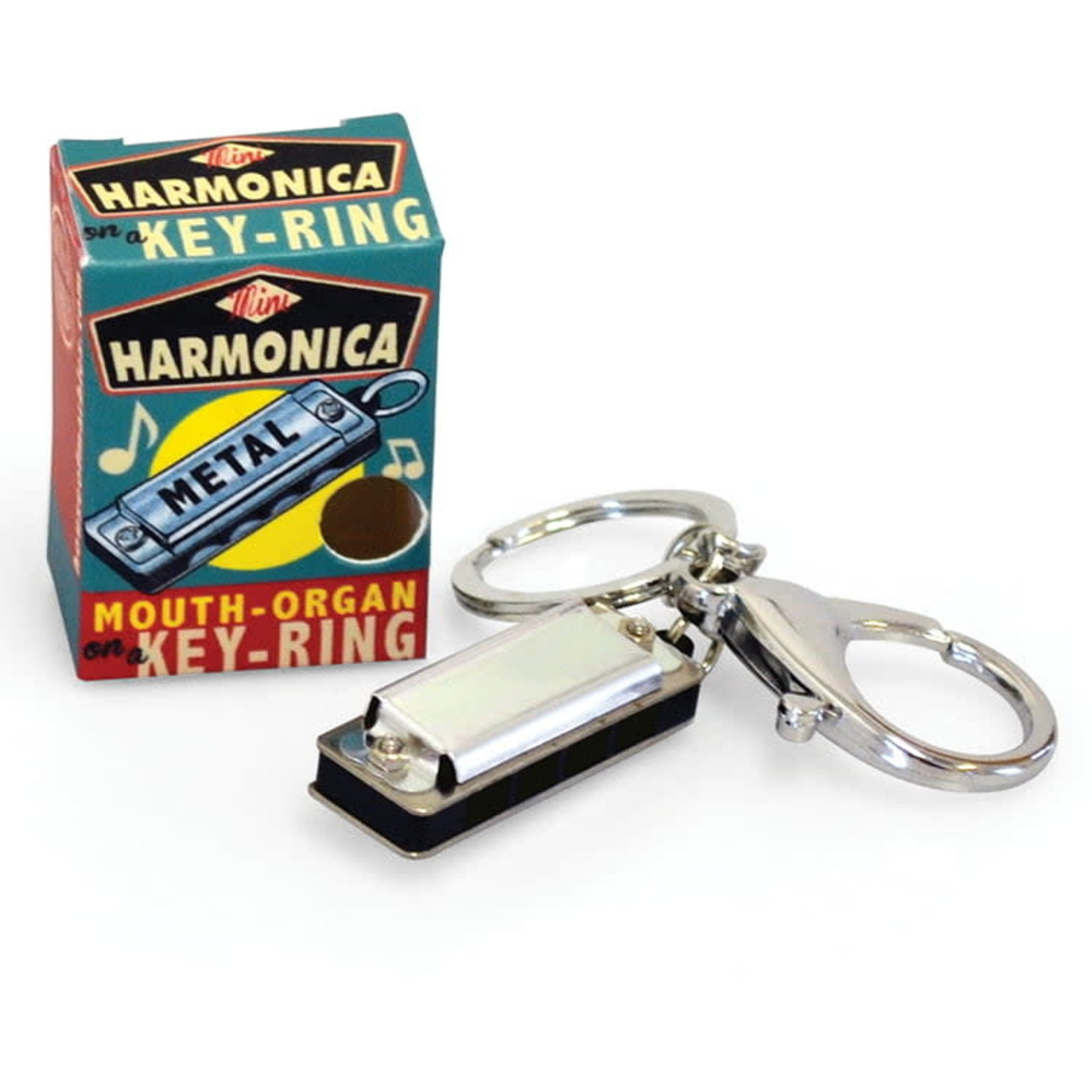 House of Marbles Harmonica Key Ring