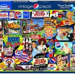 White Mountain Puzzles Vintage Pepsi - 1000 pc