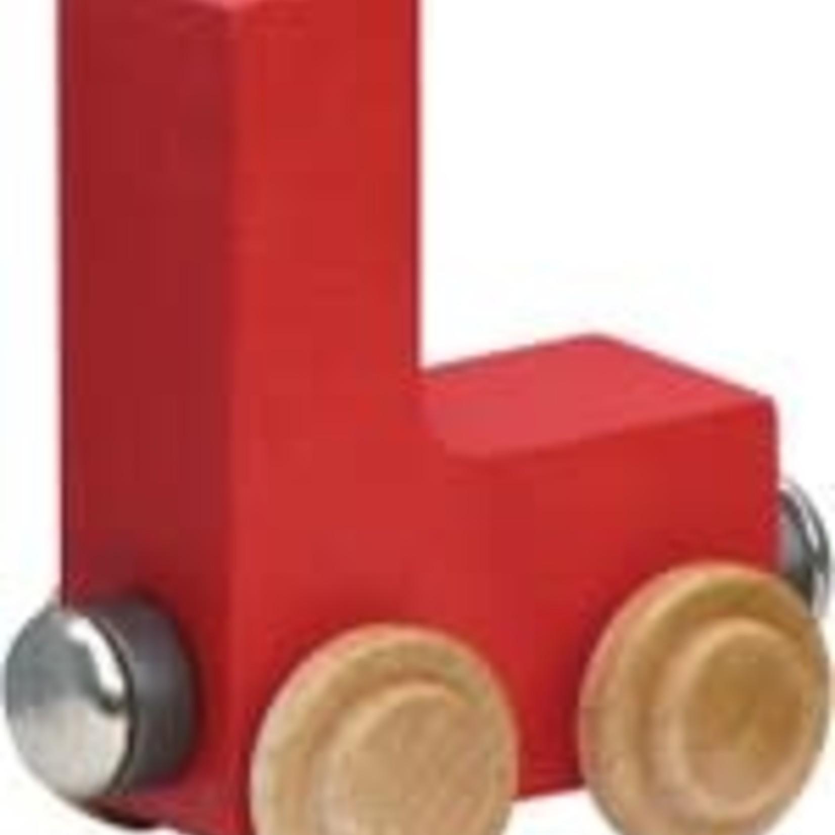 Maple Landmark Name Train - L