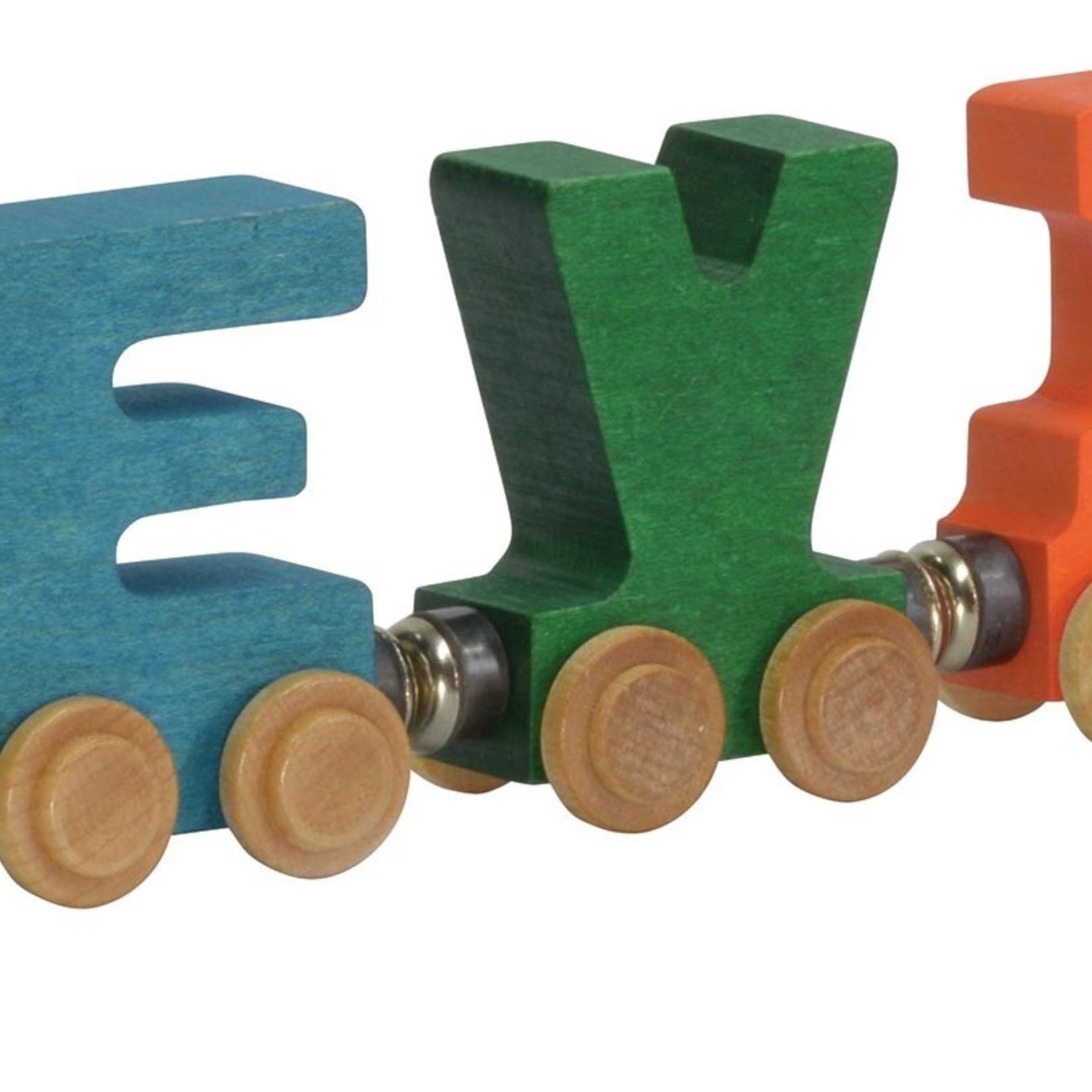 Maple Landmark Name Train - O