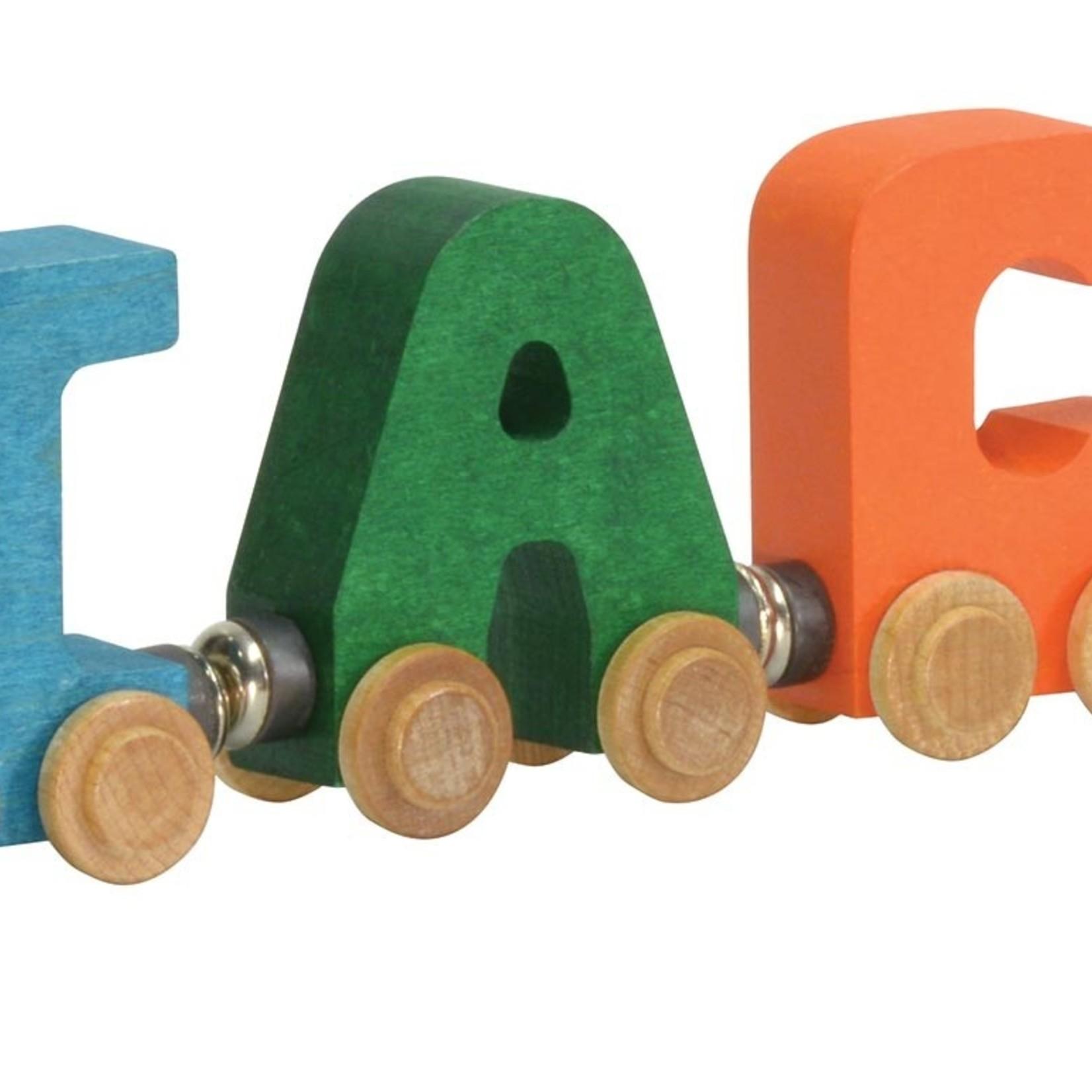 Maple Landmark Name Train - V