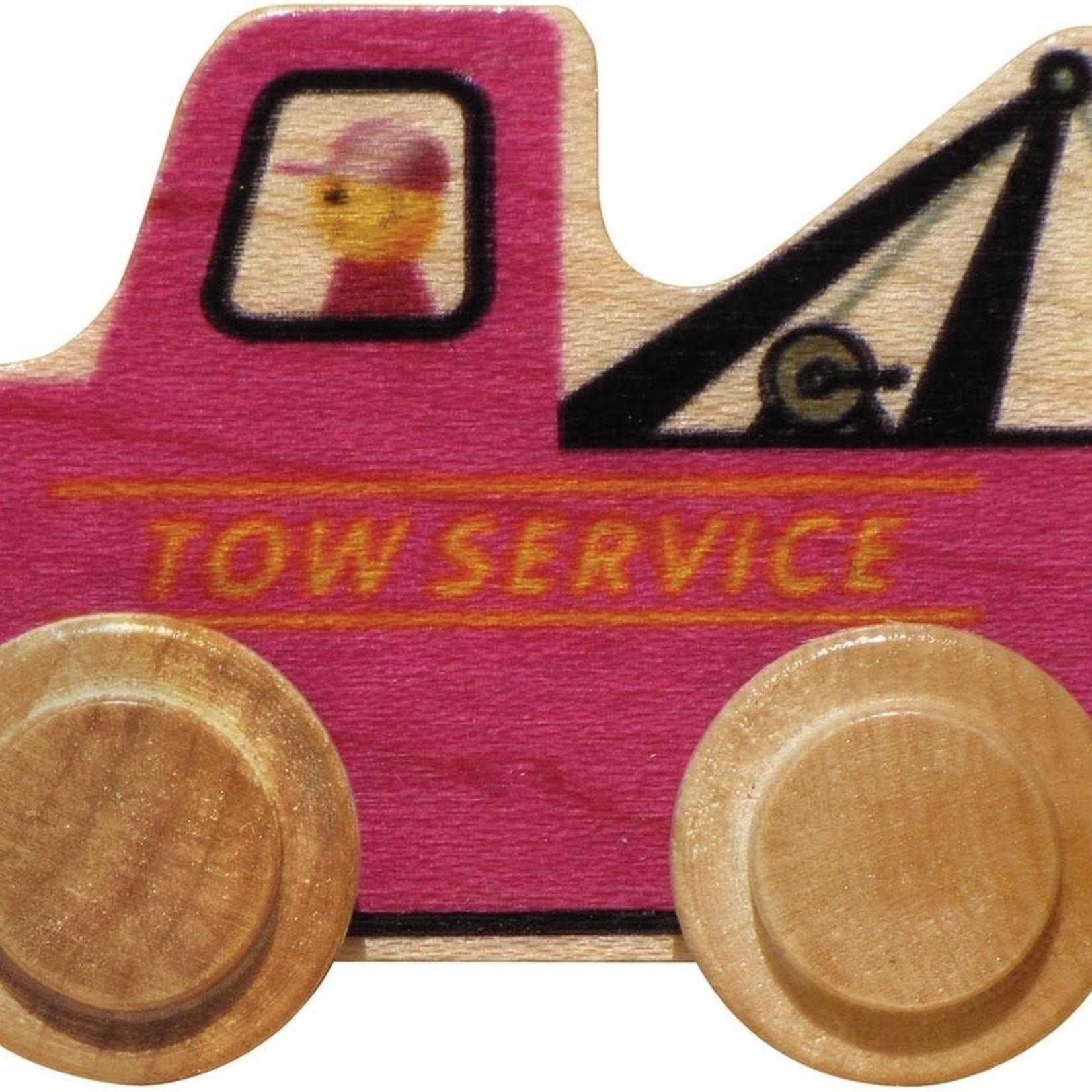 Maple Landmark Name Train - Tow Truck